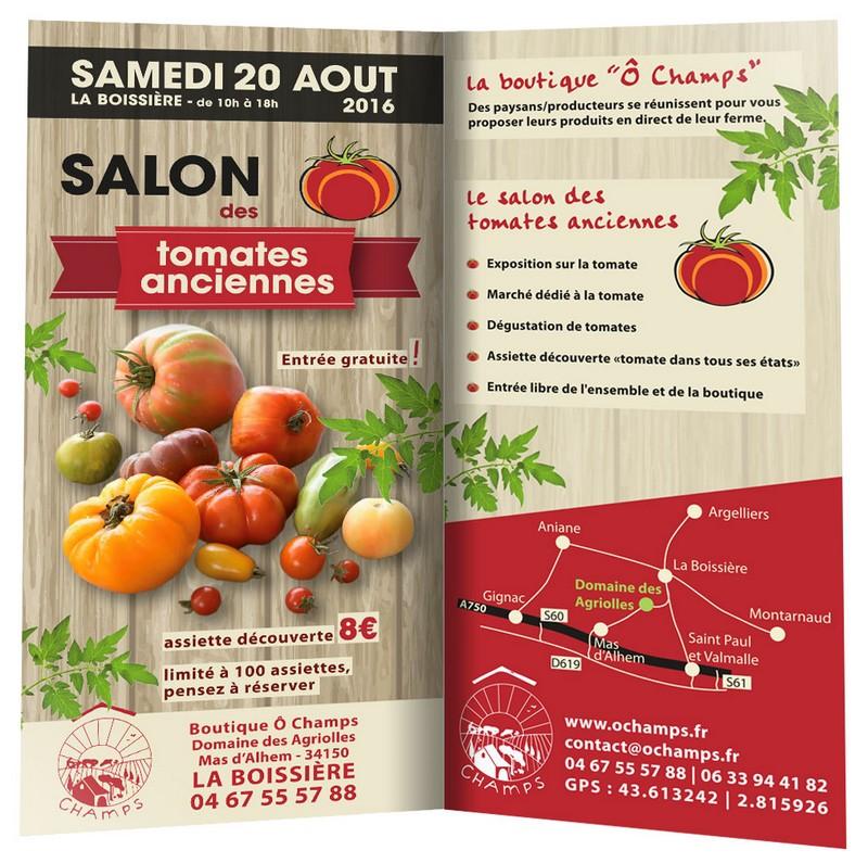 Salon des tomates anciennes samedi 20 août 2016