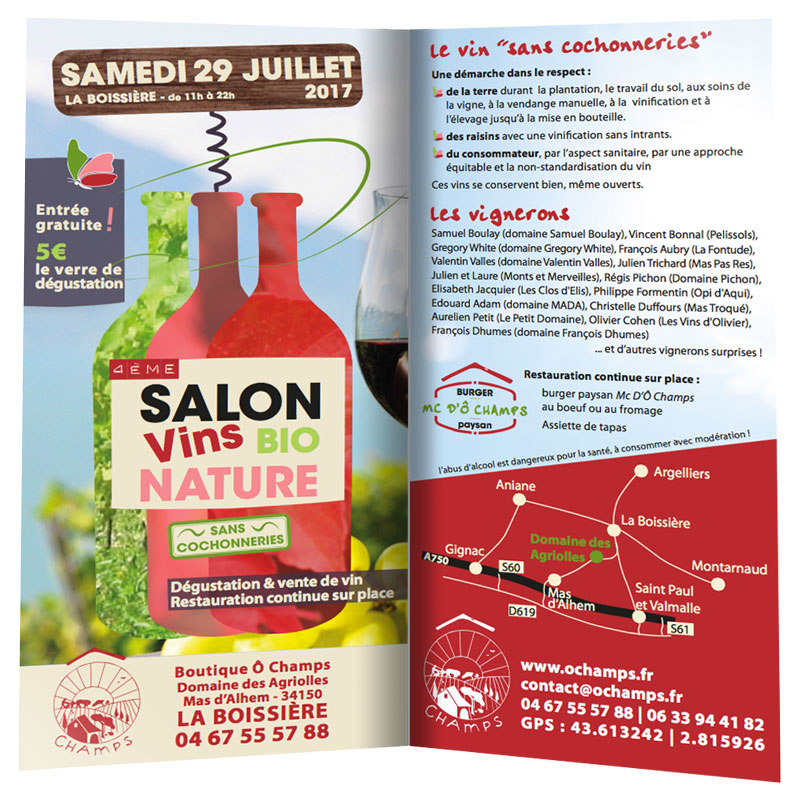 salon vins bio nature 2017
