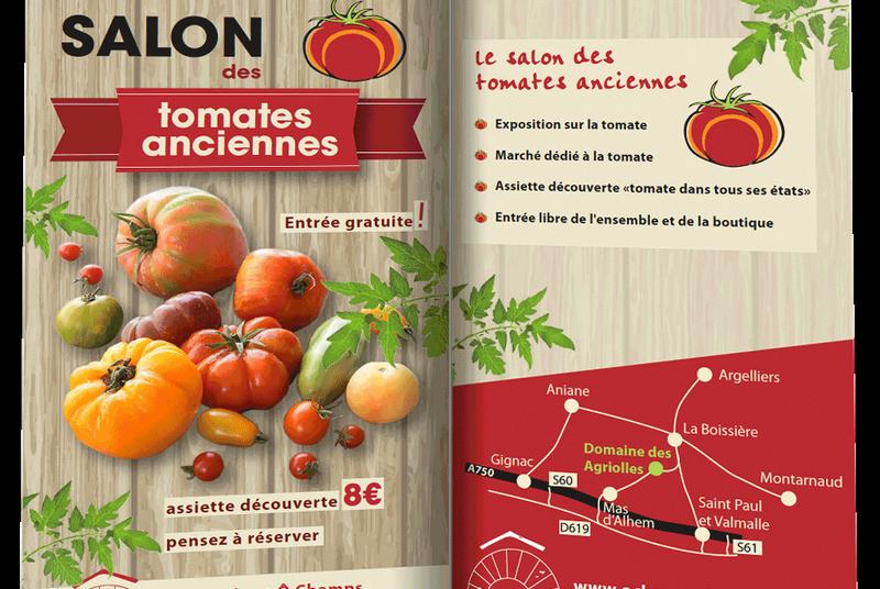 Salon des Tomates Anciennes le samedi 19 août 2017