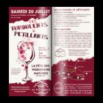 Les Turbulents et pétillants samedi 20 juillet 2019